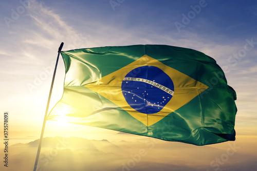 Fotografering Bandeira do brasil dia da independência sete de setembro 7 de setembro