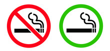 Stop Do Not Smoke Sign Smoke F...