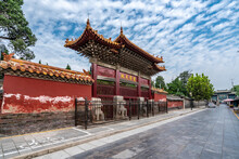 Qufu Confucius Temple And Cemetery And Kong's Mansion-Qufu, China-UNESCO World Heritage