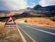 Drakensburg Mountains. South Africa.
