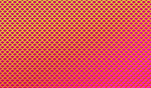 Red And Gold Background With E...