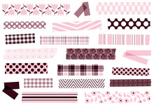 Collection Of Washi Tape Strip...