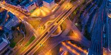 Halle Saale Junction Aerial