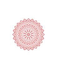 Transparency Mandala Pattern D...