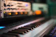 Synthesizer And Keyboard