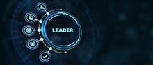 Successful Team Leader.  Busin...
