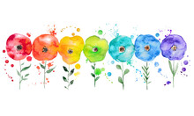 Watercolor Illustration, Color...