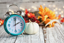 Set Your Clocks And Fall Back....