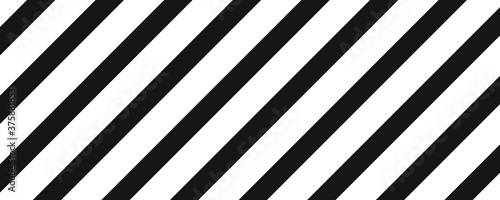 Fotografie, Tablou Black line vector background