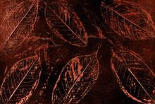 Autumn Leaves Background Image