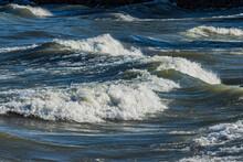 White Cap Waves