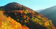 Leinwanddruck Bild Schwarzwald Landschaft Tal und Berge - Schwarzwald Tourismus im Herbst