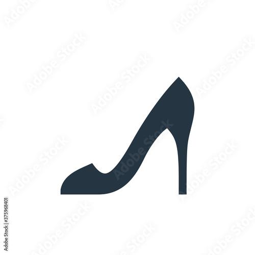 high heels icon Canvas-taulu