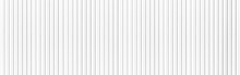 Panorama Of White Corrugated M...