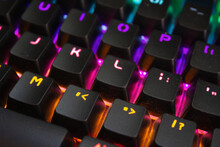 Colorful Keyboard