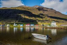 Seydisfjordur, A Small Town At...