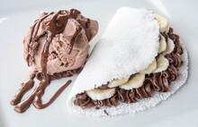 Tapioca With Chocolate