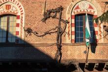 Scorcio Del Borgo Medievale Di...