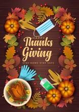 Happy Thanksgiving Day Element...