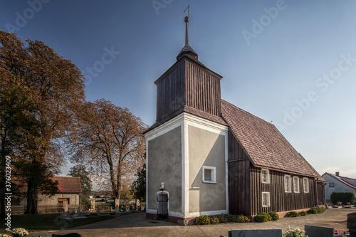 Kościół św Fototapeta