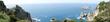canvas print picture - Küste bei paleokastritsa, Korfu