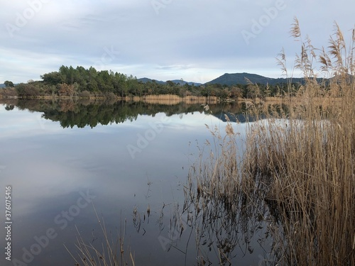 Photo Lac des Escarets, Le Cannet des maures