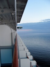 Starboard View Of Alaska's Inside Passage
