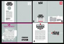 Brochure, Ebook Or Presentatio...