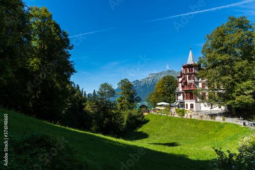 Fényképezés Hotel Giessbach