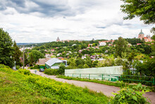 Panorama Of Smolensk. Russia