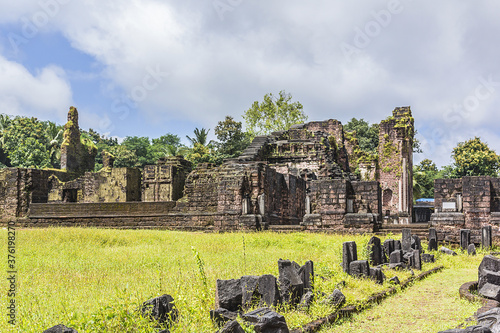 Photo Ruins of St