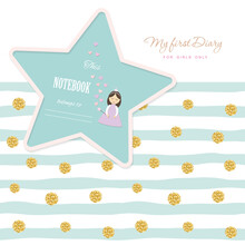 Cute Template For Notebook Cov...