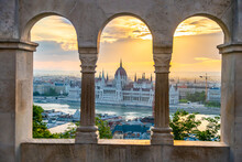 View Of Budapest From Fisherma...