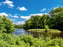 Clarion River In Cooks Forest ...