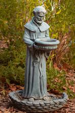 Statue Of Religious Figure Hol...