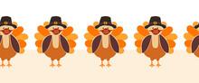 Thanksgiving Turkey Wearing A ...