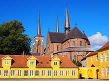 Grabkirche In Roskilde