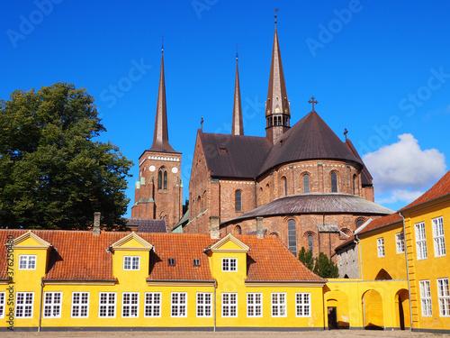 Foto Grabkirche in Roskilde