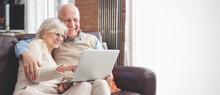 Retirees Using Social Media, B...