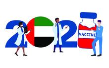 2021 Year. Covid-19 Vaccine Wi...