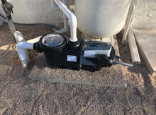 New Energy Efficient Variable Speed Swimming Pool Pump