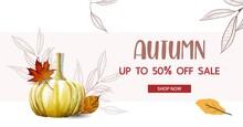 Autumn Social Media Post Templ...