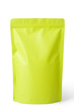 Green Foil Zipper Bag Packagin...