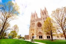 Washington National Cathedral Protestant Episcopal Church, DC, USA