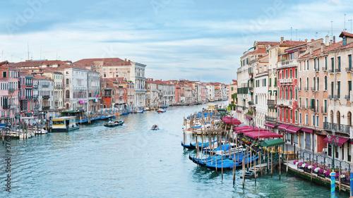 Fototapeta Grand Canal of Venice, Italy