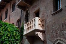 Juliet's House In Verona City Of Love