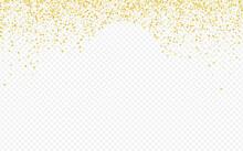 Gold Triangle Glamour Transpar...