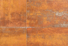 Rusty Background Texture With ...