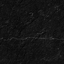 Seamless Black Walls Textures. Tileable Loft Background.