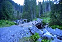 Dolina Białej Wody Tatry Sło...